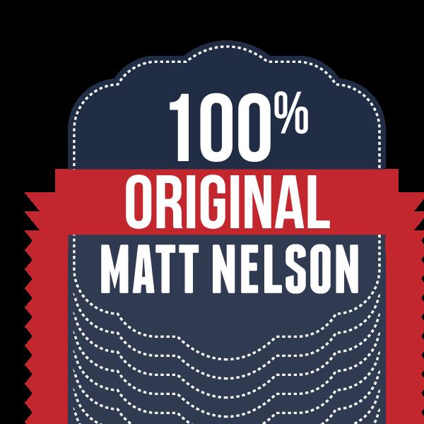 The Real Matt Nelson – Part 1: Finding Myself On Google